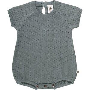 Baby Strick Romper *Nile* GOTS zertifiziert I Bio Baumwolle | Müsli - Müsli by Green Cotton