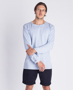 Herren Pullover   Wingdude   Hellblau - Degree Clothing