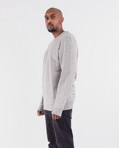 Herren Sweatshirt aus Bio-Baumwolle - Basic - grau  - Degree Clothing