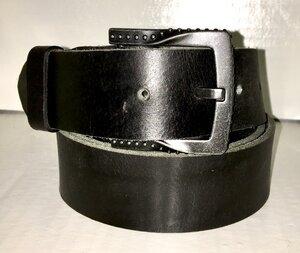BACKLIFT - Handgemachter Ledergürtel  - SaSch belt & bags