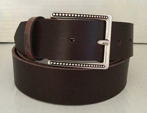 BREATHLESS - Handgemachter Ledergürtel  - SaSch belt & bags