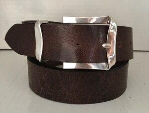 TORNADO - Handgemachter Ledergürtel  - SaSch belt & bags