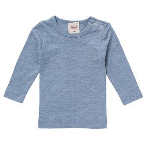 People Wear Organic Baby und Kinder Langarm-Shirt Bio-Baumwolle/Bio-Wolle/Seide - People Wear Organic