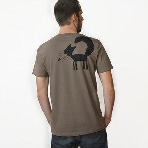 Herren T-Shirt Franzi Fuchs    - Cmig