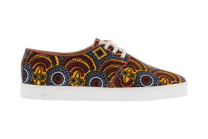 Bunte Sneaker - Bamako - Unisex - PANAFRICA