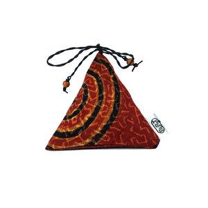 "tribal (recycelt) ""Pyrascents"" Duftpyramide/ Duftsäckchen - Burst"