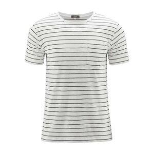 T-Shirt Streifen Ignacio GOTS - Living Crafts