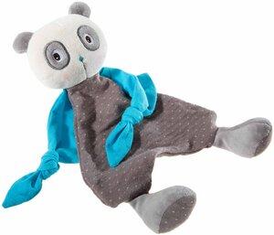 FROHNATUREN GOTS Panda Schmusetuch - Heunec