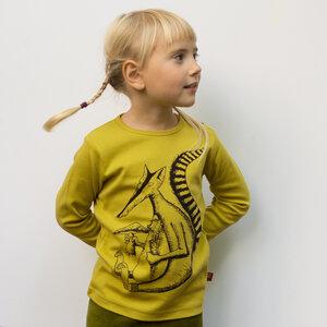 "Langarmshirt für Kinder ""Duchs"" - Cmig"