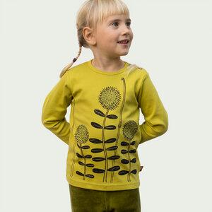 Waldblumen Langarmshirt für Kinder  - Cmig
