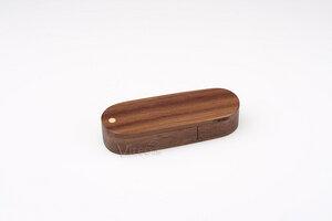 USB Stick aus Holz, aufklappbar - Vireo