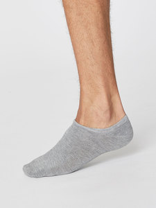 Ashley Trainer Bambus Socken - Thought