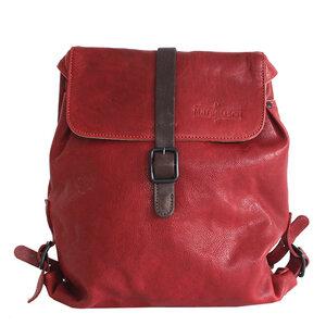 Damen Rucksack aus pflanzlich gegerbtem Leder 'Cecile 1' - Margelisch