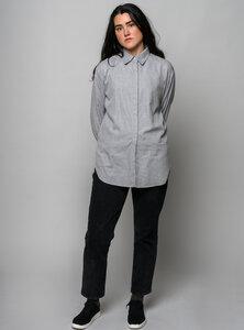 Damen Bluse TANU aus Bio-Baumwolle - Fairtrade & GOTS zertifiziert - MELAWEAR