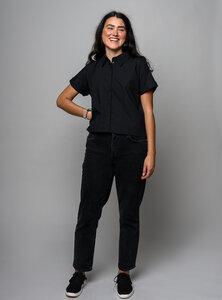 Damen Bluse NILAY aus Bio-Baumwolle - Fairtrade & GOTS zertifiziert - MELAWEAR