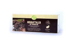 Nougattaler mit Schokolade - El Puente