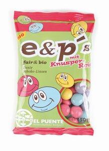 e&p's mit Knusper-Reis - El Puente