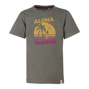 Aloha T-Shirt - Band of Rascals