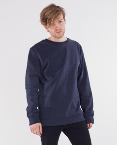 Sweater Classic blau meliert - Degree Clothing