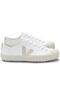 Sneaker Damen Vegan - Nova Canvas - White Pierre - Veja