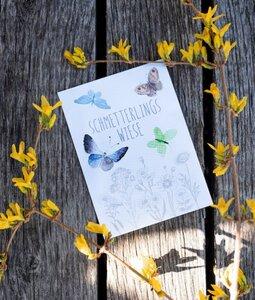 Schmetterlings Saat Tüte  - Wunderle