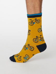 Ciclista Bambus Socken - Thought