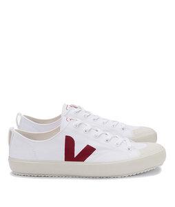 Sneaker Herren - Nova Canvas - White Marsala - Veja