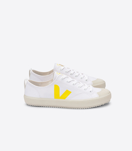 Sneaker Herren Vegan - Nova Canvas - White Tonic - Veja