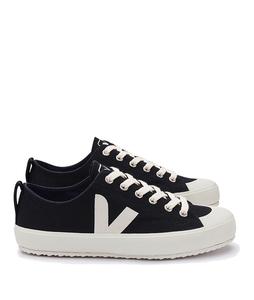 Sneaker Damen Vegan - Nova Canvas - Black Pierre - Veja