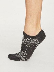 Lattice Trainer Bambus Socken - Thought