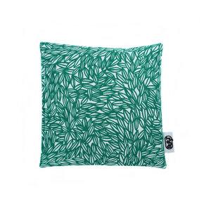 leaves (Bio-Baumwolle) Wärmekissen - Kirschkerne/ Dinkel - Burst