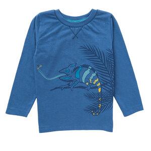 People Wear Organic Kinder Langarm-Shirt Chamäleon reine Bio-Baumwolle - People Wear Organic