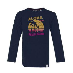 Longsleeve Aloha - Band of Rascals