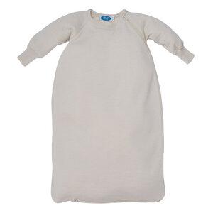 Schlafsack Frottee mit Arm Merinowolle/Seide - Reiff