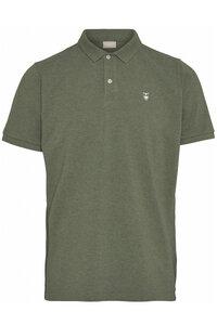 Rowan Pique Polo Shirt - KnowledgeCotton Apparel