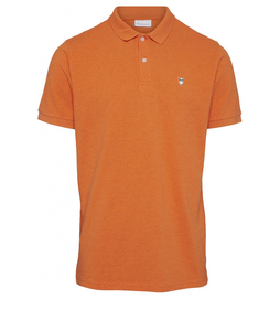 Rowan Pique Polo Shirt - KnowledgeCotton Apparel
