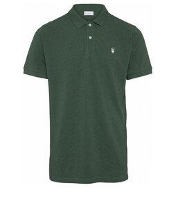 Rowan Pique Polo Shirt - Knowledge Cotton Apparel