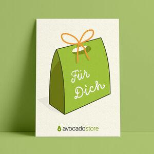 Wunschbetrag Gutschein ab 10€ - Für dich! - Avocado Store