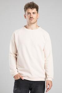 "Pullover ""Moquee"" Fine Beige  - [eyd] humanitarian clothing"