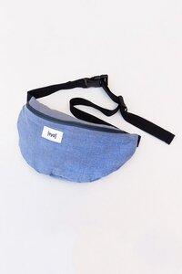 Bauchtasche Denimblau - [eyd] humanitarian clothing