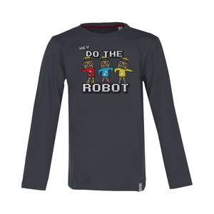 Longsleeve Do the Robot - Band of Rascals