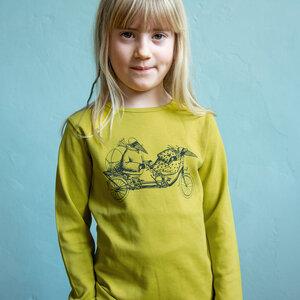 "Langarmshirt für Kinder  ""Tandem"" - Cmig"