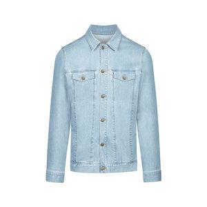 Jeans Jacke Lyocell (TENCEL) Hellblau - bleed