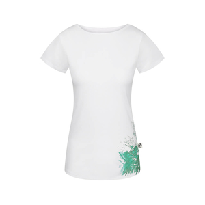 Natural Grown Flower T-Shirt Damen Weiß | Mint - bleed clothing GmbH