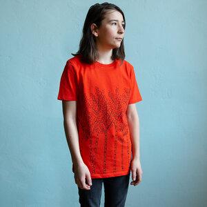 Kinder T-Shirt Birken  - Cmig