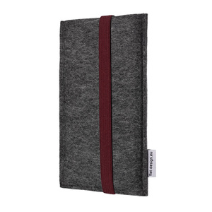 Handyhülle COIMBRA für Fairphone 3 - VEGAN - Filz Schutz Tasche - flat.design