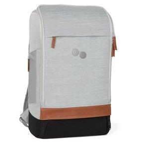 Rucksack - Cubik Medium - Grey Melange DLX - pinqponq