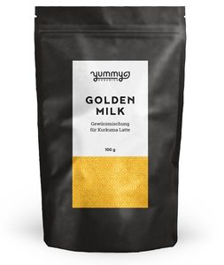 YUMMY ORGANICS Golden Milk BIO - Yummy Organics