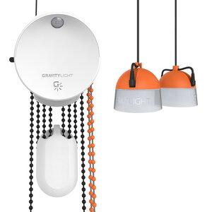 Schwerkraftlampe - GravityLight - Licht ohne Strom - Deciwatt