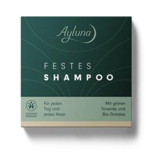 Festes Shampoo jeden Tag - Ayluna